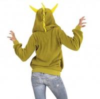 Kostümjacke Drachen L/XL