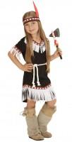 Kinderkostüm Indianerin 104cm