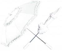 Weisser Schirm