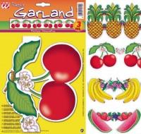Girlande Frucht