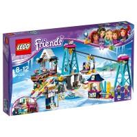 LEGO FRIENDS Skilift im Wintersportort