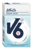 V6 White Fresh Mint 24g Box x 24