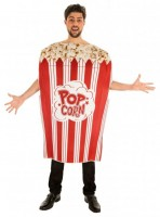 Kostüm Popcorn