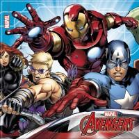 Partyservietten Marvel Avengers