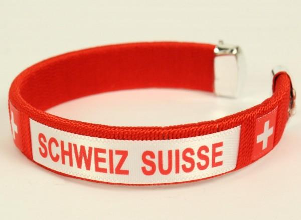 Fanarmband Schweiz