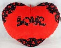 Plüsch Herz Love rot 60cm