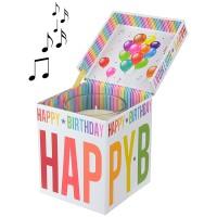 Sombo Geburtstagsbox mit Musik