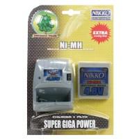 Nikko Nikko 4.8V Ni-Mh Giga Pack