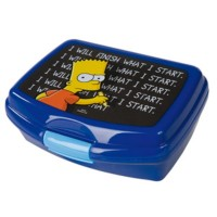The Simpsons Lunch Box