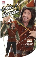 Kostüm Robin Hood L