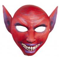 Teufels-Gesichtsmaske