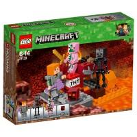 LEGO MINECRAFT Nether Abenteuer