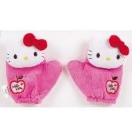 Hello Kitty Handschuhe Plüsch 20cm Pink Kids
