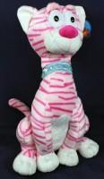 Plüsch Katze 45cm pink