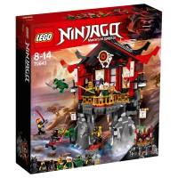 LEGO NINJAGO Tempel der Auferstehung