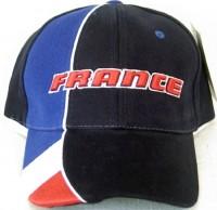 Cap mit Frankreich