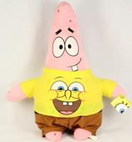Plüsch Patrick mit Shirt gross