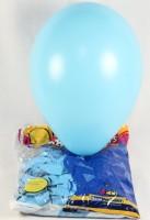 Ballone hellblau