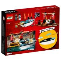LEGO JUNIORS Zanes Verfolgungsjagd mit