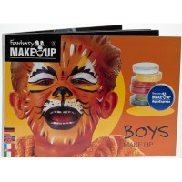 "Make Up Buch ""Boys"""