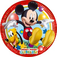 Mickey Mouse 8 Teller Mickey Mouse 23cm