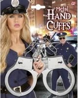 Handschellen mit Schlüssel