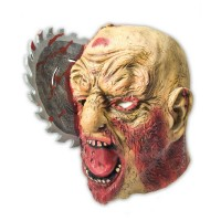 ZOELIBAT Maske mit Kreissäge