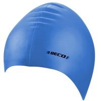Beco Silikon-Schwimmhaube blau