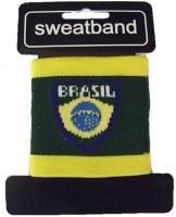 Schweissband Brasilien