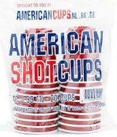 Party-Shotbecher American Cups