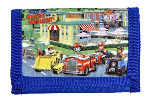 Paw Patrol Portemonnaie blau