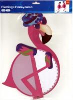 Flamingo Honigwabe