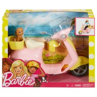 BARBIE ACCESSORIES Barbie Motorroller