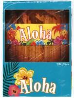 """Banner """"Aloha"""""""