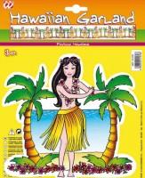 Girlande Hawaii