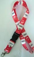 Umhängeband Türkei