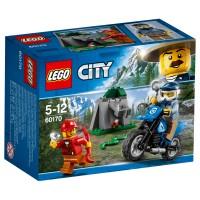 LEGO CITY Offroad Verfolgungsjagd