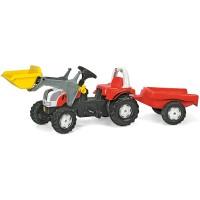 Rolly Toys rollyKid Steyr Lader+Anhänger