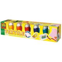 SES SES Textil Malfarbe 6x50 ml