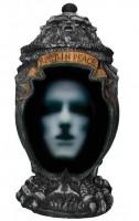 Urne mit sprechendem Gesicht