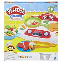 Play-Doh Brutzel-Herd