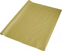 Goldene Tischtuchrolle