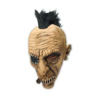 ZOELIBAT Maske Zombie-Punker