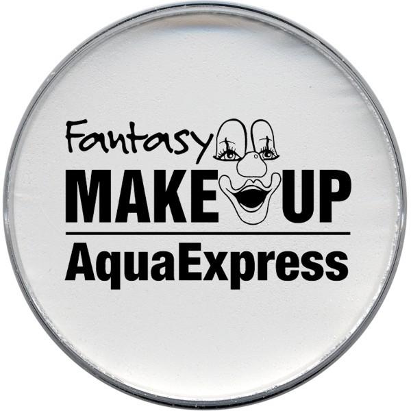 Aqua Express Schminke weiss 15g