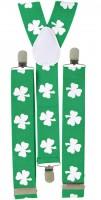 Hosenträger St. Patrick's Day