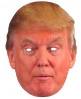 Fotomaske Karton Donald Trump