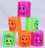 Spirale Mini 3cm 3 Neonfarben
