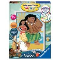 RAVENSBURGER Malset Vaiana und Maui, d