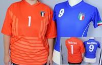 Fussballtrikot Italien Kinder 110cm
