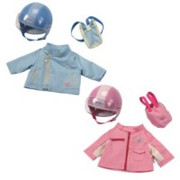 Baby Born Motorroller Set mit Helm, assortiert